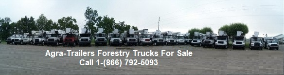 Used Forestry Truck For Sale