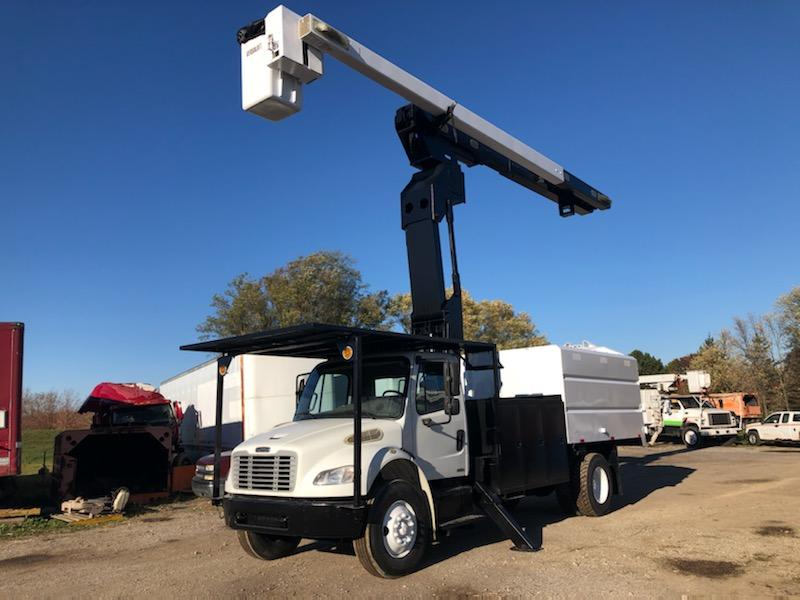 Elevator Forestry Bucket Trucks For Sale